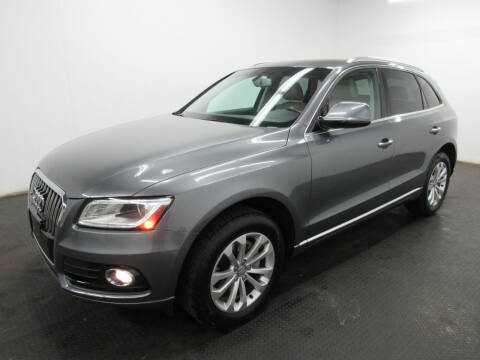 2015 Audi Q5 for sale at Automotive Connection in Fairfield OH