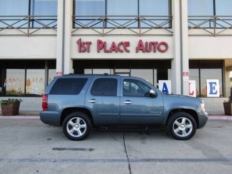2008 Chevrolet Tahoe for sale at First Place Auto Ctr Inc in Watauga TX