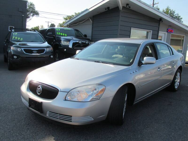 2008 Buick Lucerne for sale at Crown Auto in South Salt Lake UT