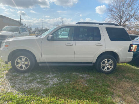 2010 Ford Explorer for sale at Bobby Lafleur Auto Sales in Lake Charles LA