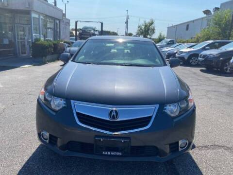 2012 Acura TSX for sale at A&R Motors in Baltimore MD
