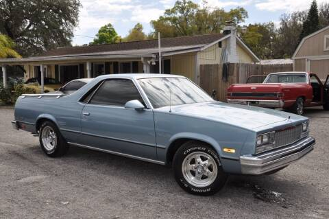 1987 Chevrolet El Camino for sale at Elite Motorcar, LLC in Deland FL