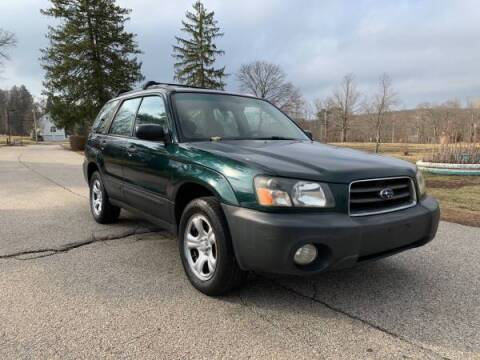 2004 Subaru Forester for sale at 100% Auto Wholesalers in Attleboro MA