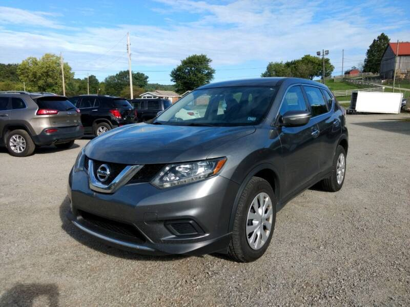 2014 Nissan Rogue for sale at G & H Automotive in Mount Pleasant PA