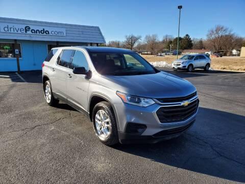 2018 Chevrolet Traverse for sale at DrivePanda.com in Dekalb IL