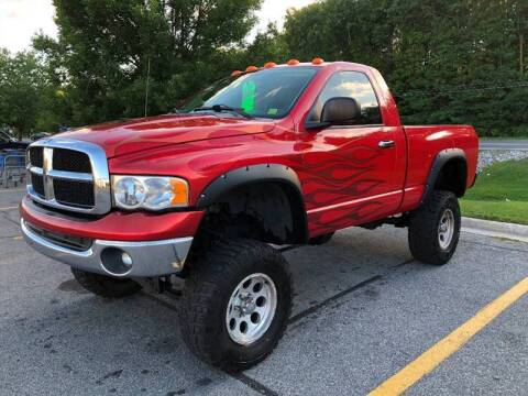 2003 Dodge Ram Pickup 1500 for sale at American Muscle in Schuylerville NY