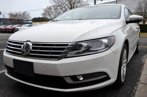 2013 Volkswagen CC for sale at Wheel Deal Auto Sales LLC in Norfolk VA
