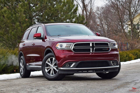 2016 Dodge Durango for sale at Rosedale Auto Sales Incorporated in Kansas City KS