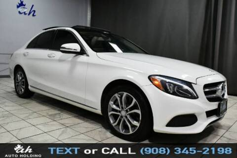 2017 Mercedes-Benz C-Class for sale at AUTO HOLDING in Hillside NJ