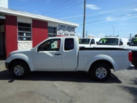 2013 Nissan Frontier for sale at Florida Suncoast Auto Brokers in Palm Harbor FL