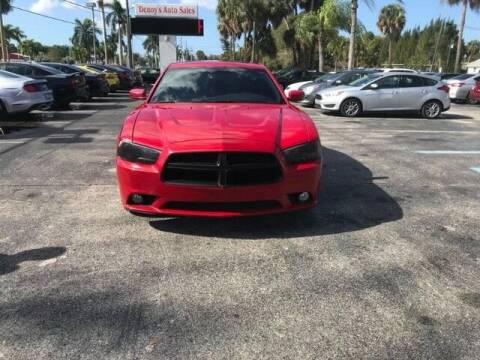 2012 Dodge Charger for sale at Denny's Auto Sales in Fort Myers FL