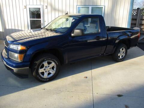 2010 Chevrolet Colorado for sale at Classics and More LLC in Roseville OH