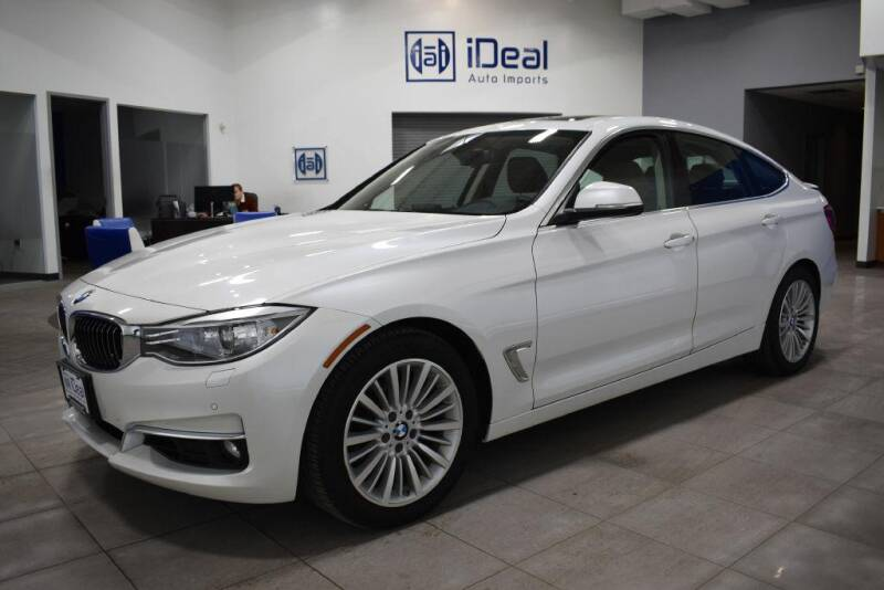 2014 BMW 3 Series for sale at iDeal Auto Imports in Eden Prairie MN