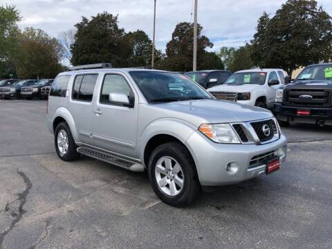 2012 Nissan Pathfinder for sale at WILLIAMS AUTO SALES in Green Bay WI