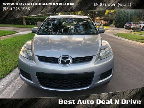 2009 Mazda CX-7 for sale at Best Auto Deal N Drive in Hollywood FL
