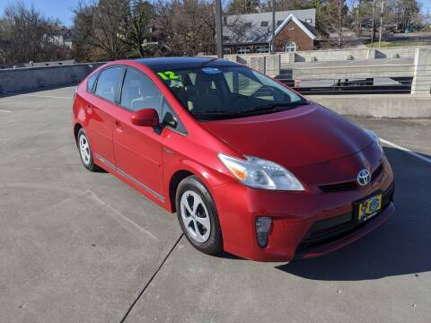 2012 Toyota Prius for sale at QC Motors in Fayetteville AR