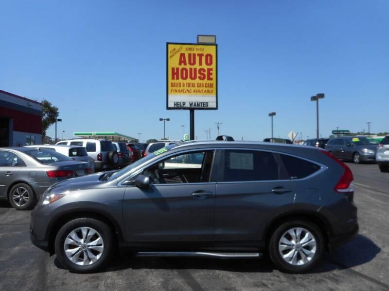 2012 Honda CR-V for sale at AUTO HOUSE WAUKESHA in Waukesha WI