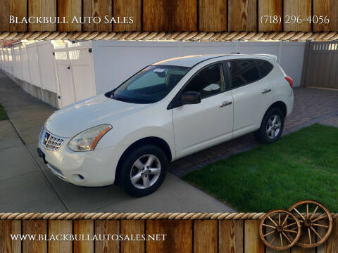 2010 Nissan Rogue for sale at Blackbull Auto Sales in Ozone Park NY