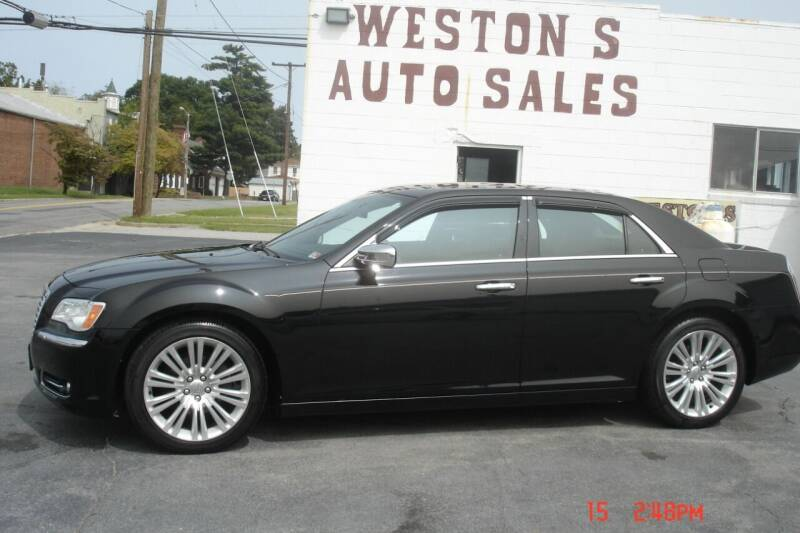 2012 Chrysler 300 for sale at Weston's Auto Sales, Inc in Crewe VA