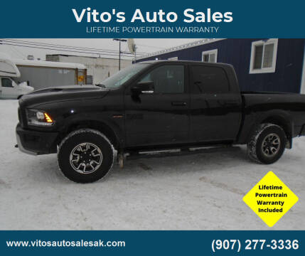 2017 RAM Ram Pickup 1500 for sale at Vito's Auto Sales in Anchorage AK