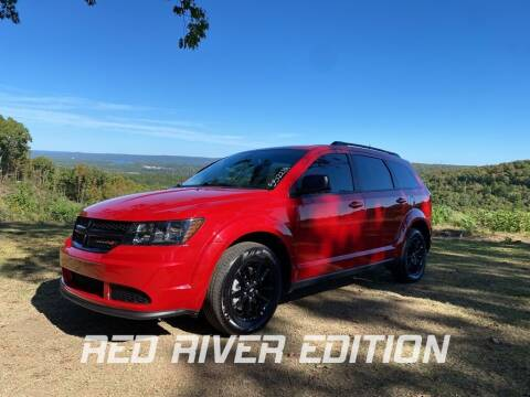 2020 Dodge Journey for sale at RED RIVER DODGE - Red River of Malvern in Malvern AR