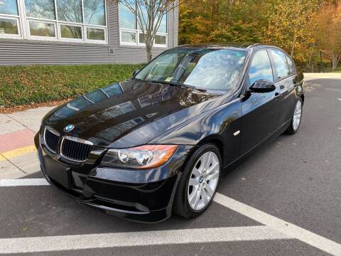 2006 BMW 3 Series for sale at D&S IMPORTS, LLC in Strasburg VA
