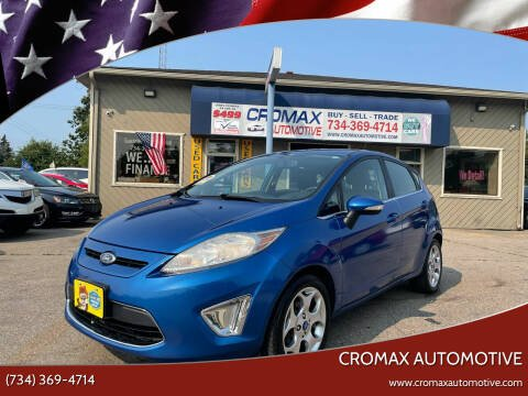 2011 Ford Fiesta for sale at Cromax Automotive in Ann Arbor MI