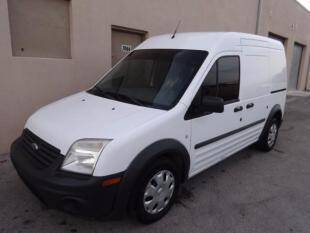 2012 Ford Transit Connect for sale at Selective Motor Cars in Miami FL