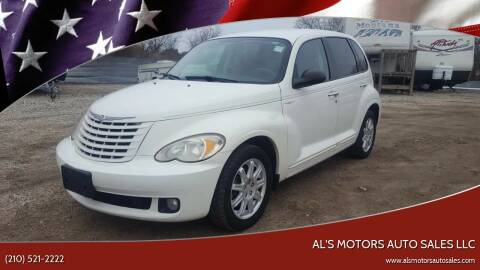 2008 Chrysler PT Cruiser for sale at Al's Motors Auto Sales LLC in San Antonio TX