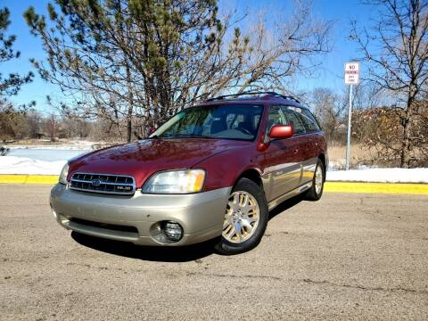 2002 Subaru Outback for sale at Excalibur Auto Sales in Palatine IL