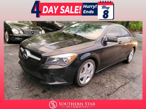 2015 Mercedes-Benz CLA for sale at Southern Star Automotive, Inc. in Duluth GA
