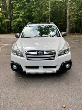 2014 Subaru Outback for sale at Amana Auto Care Center in Raleigh NC