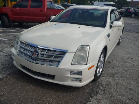 2009 Cadillac STS for sale at Autos by Tom in Largo FL
