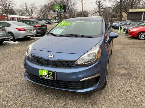 2016 Kia Rio for sale at BK2 Auto Sales in Beloit WI