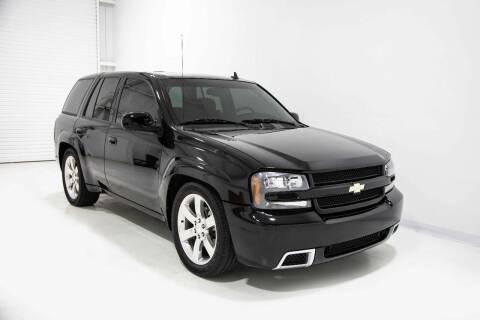 2008 Chevrolet TrailBlazer for sale at Exquisite Auto in Sarasota FL