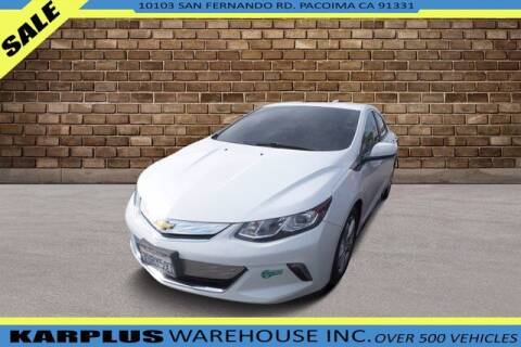 2017 Chevrolet Volt for sale at Karplus Warehouse in Pacoima CA