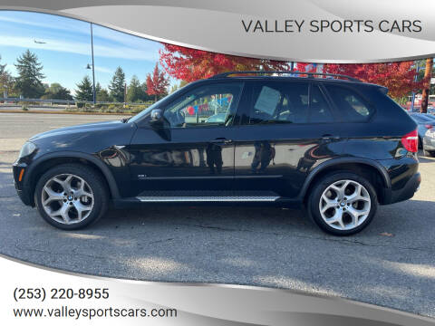 2008 BMW X5 for sale at Valley Sports Cars in Des Moines WA