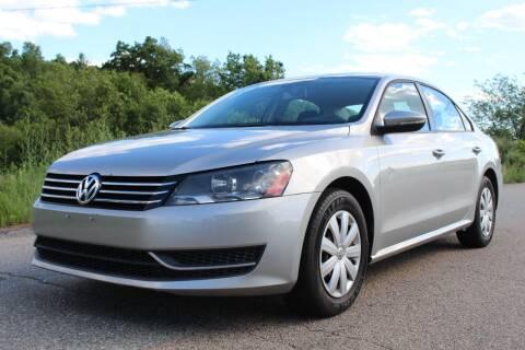 2012 Volkswagen Passat for sale at Imotobank in Walpole MA