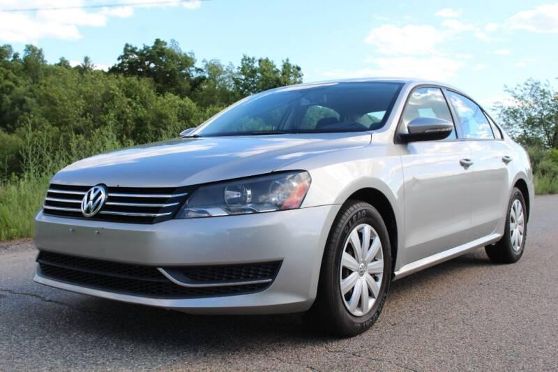 2012 Volkswagen Passat for sale in Walpole, MA