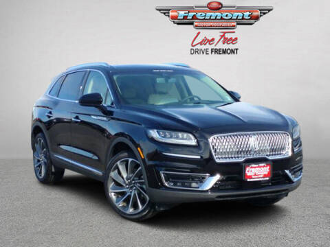 2020 Lincoln Nautilus for sale at Rocky Mountain Commercial Trucks in Casper WY