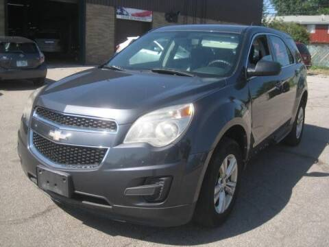 2010 Chevrolet Equinox for sale at ELITE AUTOMOTIVE in Euclid OH