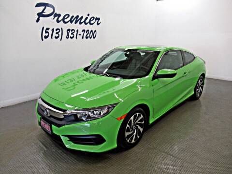 2018 Honda Civic for sale at Premier Automotive Group in Milford OH