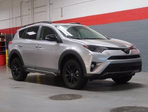 2018 Toyota RAV4 for sale at CU Carfinders in Norcross GA