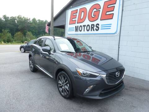2017 Mazda CX-3 for sale at Edge Motors in Mooresville NC