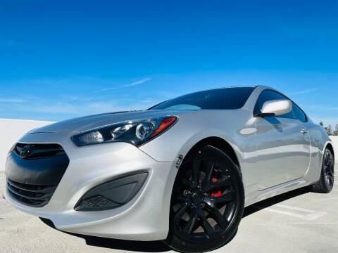 2013 Hyundai Genesis Coupe for sale at Empire Auto Sales in San Jose CA