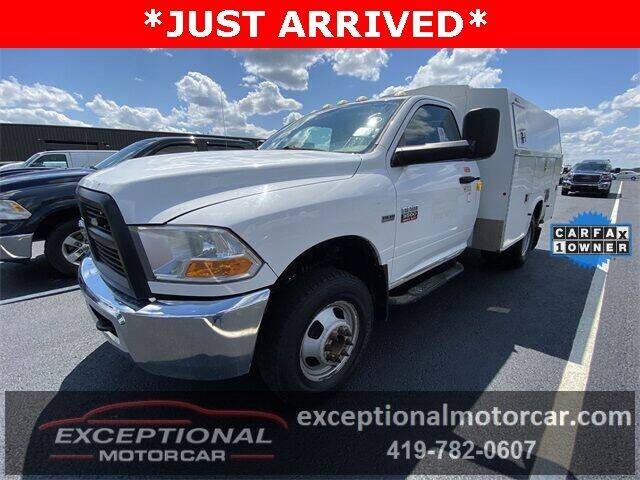 2012 RAM Ram Chassis 3500 for sale in Defiance, OH