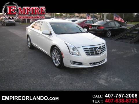 2014 Cadillac XTS for sale at Empire Automotive Group Inc. in Orlando FL