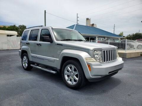 2012 Jeep Liberty for sale at Select Autos Inc in Fort Pierce FL
