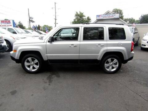 2011 Jeep Patriot for sale at American Auto Group Now in Maple Shade NJ