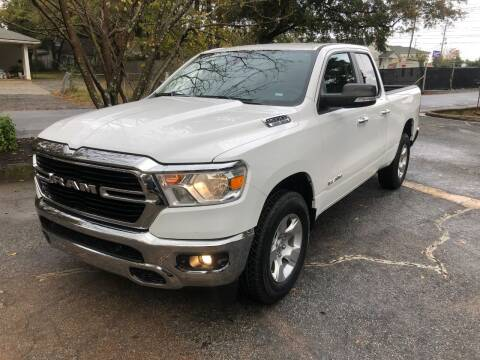2020 RAM Ram Pickup 1500 for sale at RC Auto Brokers, LLC in Marietta GA